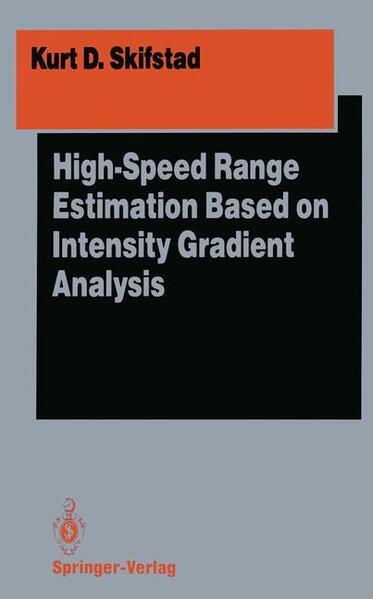 High-Speed Range Estimation Based on Intensity Gradient Analysis - Coverbild