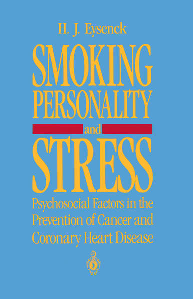 Smoking, Personality, and Stress - Coverbild