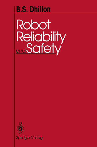 Robot Reliability and Safety - Coverbild