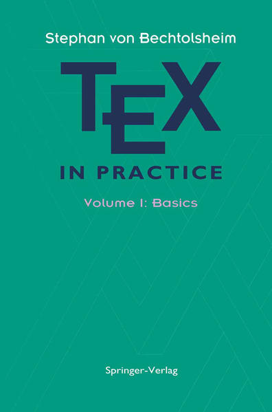 TEX in Practice - Coverbild