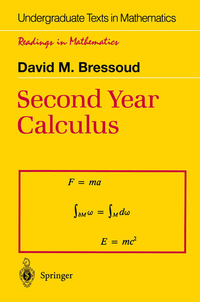 Second Year Calculus - Coverbild