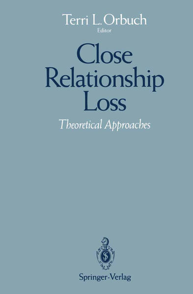 Close Relationship Loss - Coverbild