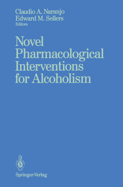 Novel Pharmacological Interventions for Alcoholism - Coverbild