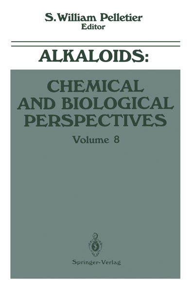 Alkaloids: Chemical and Biological Perspectives - Coverbild