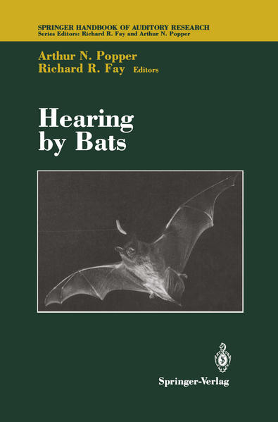 Hearing by Bats - Coverbild