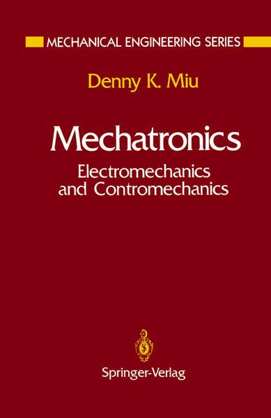 Mechatronics - Coverbild