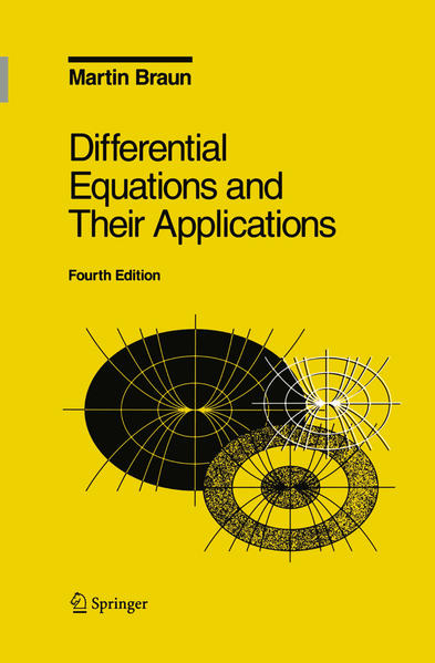 Differential Equations and Their Applications - Coverbild