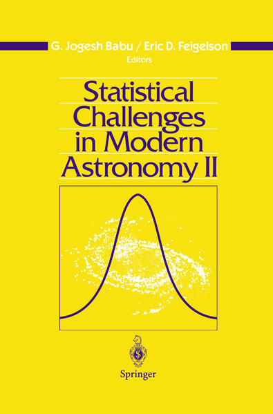Statistical Challenges in Modern Astronomy II - Coverbild