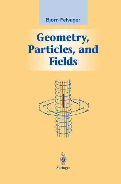 Geometry, Particles, and Fields - Coverbild