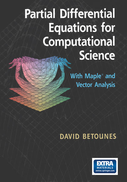 Partial Differential Equations for Computational Science - Coverbild
