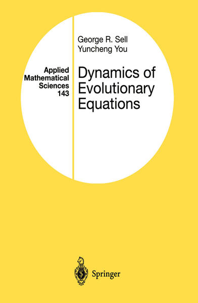 Dynamics of Evolutionary Equations - Coverbild