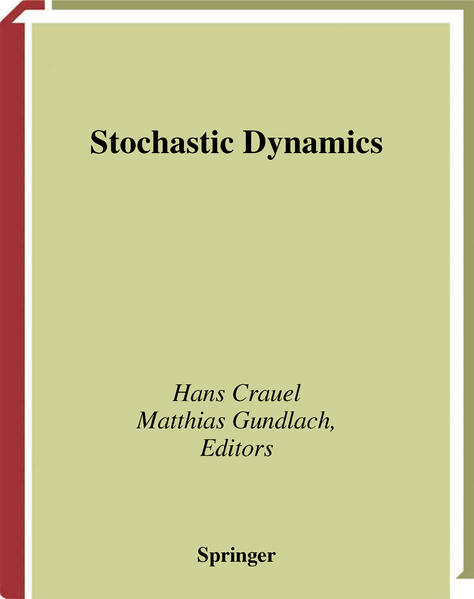 Stochastic Dynamics - Coverbild