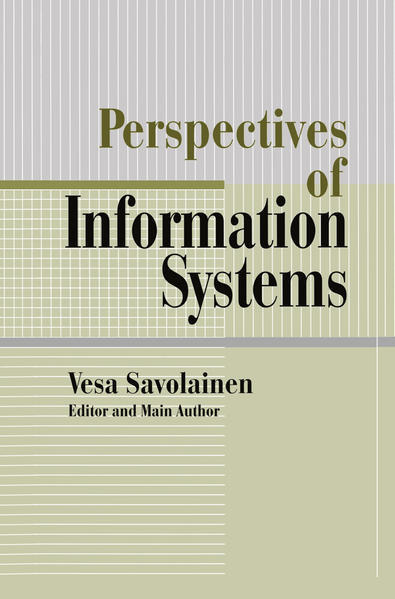 Perspectives of Information Systems - Coverbild