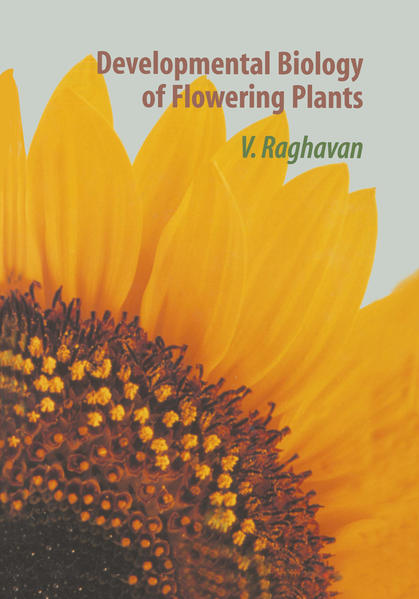 Developmental Biology of Flowering Plants - Coverbild