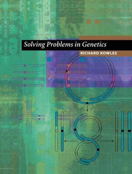 Solving Problems in Genetics - Coverbild