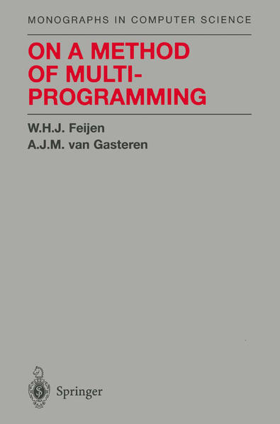 On a Method of Multiprogramming - Coverbild