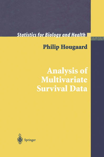 Analysis of Multivariate Survival Data - Coverbild