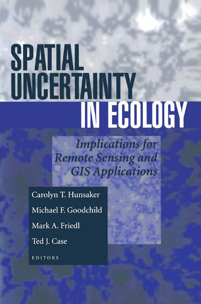 Spatial Uncertainty in Ecology - Coverbild