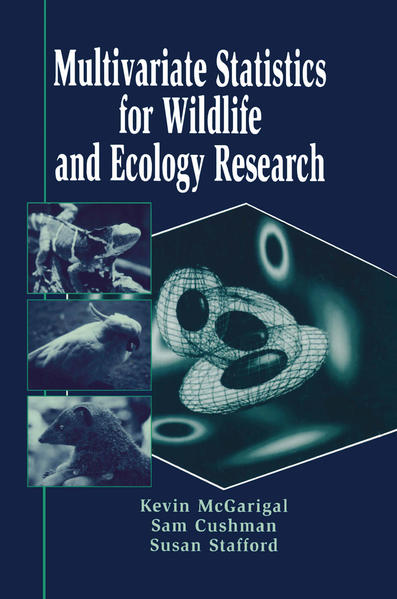Multivariate Statistics for Wildlife and Ecology Research - Coverbild