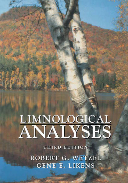 Limnological Analyses - Coverbild