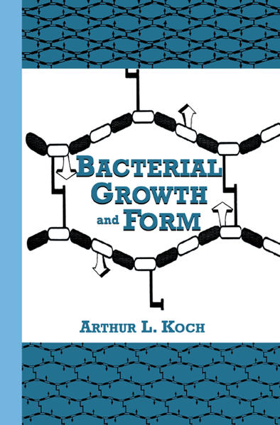 Bacterial Growth and Form - Coverbild
