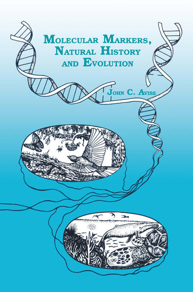 Molecular Markers, Natural History and Evolution - Coverbild