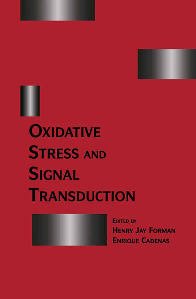 Oxidative Stress and Signal Transduction - Coverbild