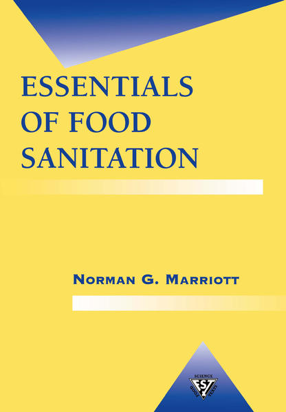 Essentials of Food Sanitation - Coverbild
