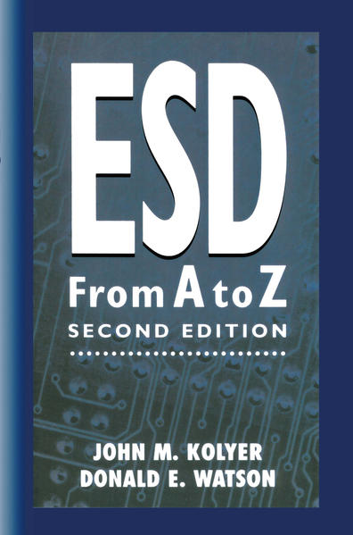 ESD from A to Z - Coverbild