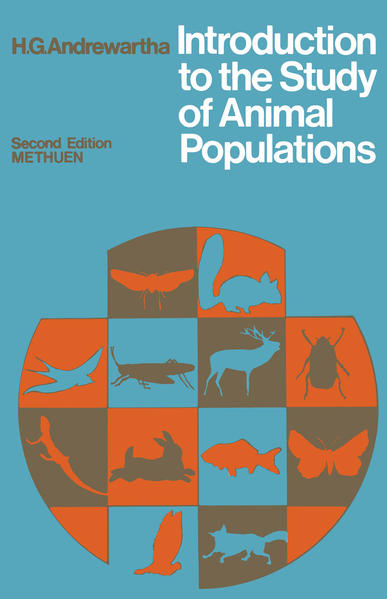 Introduction to the Study of Animal Populations - Coverbild