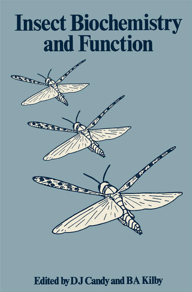 Insect Biochemistry and Function - Coverbild