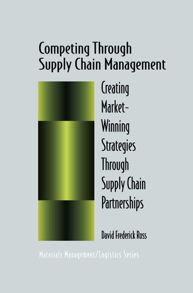 Competing Through Supply Chain Management - Coverbild