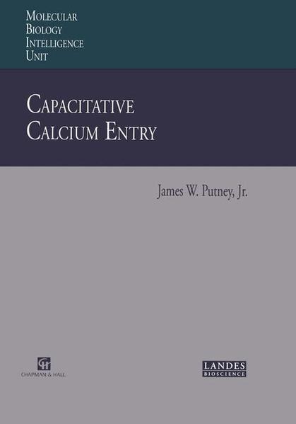 Capacitative Calcium Entry - Coverbild