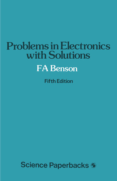 Problems in Electronics with Solutions - Coverbild