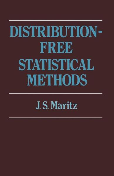 Distribution-Free Statistical Methods - Coverbild