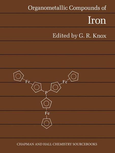 Organometallic Compounds of Iron - Coverbild