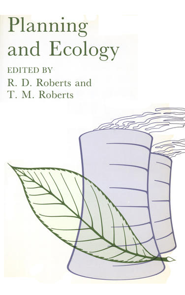Planning and Ecology - Coverbild