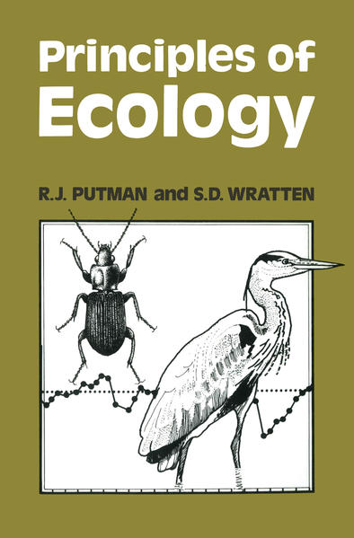 Principles of Ecology - Coverbild