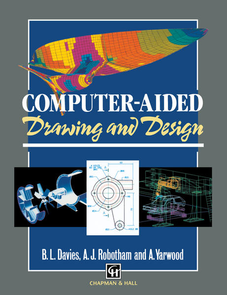 Computer-aided Drawing and Design - Coverbild