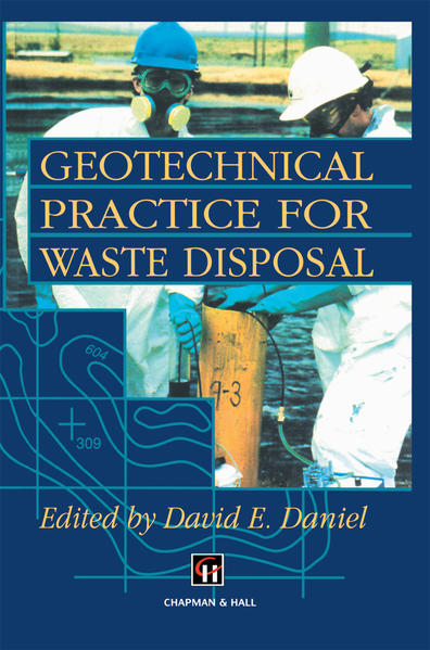 Geotechnical Practice for Waste Disposal - Coverbild