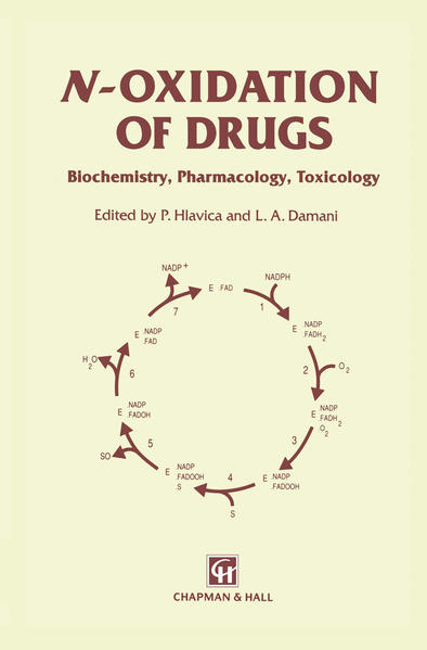 N-Oxidation of Drugs - Coverbild