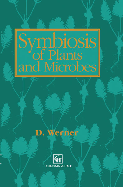 Symbiosis of Plants and Microbes - Coverbild