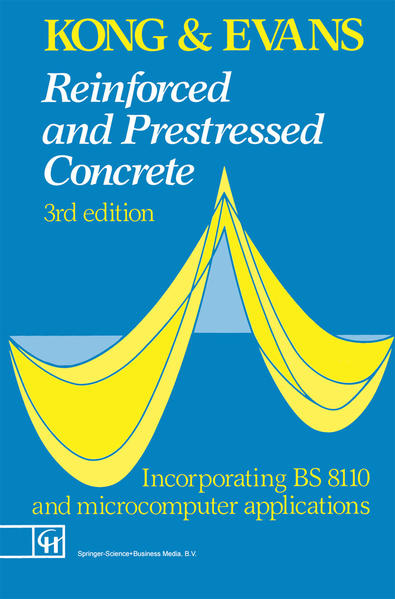 Reinforced and Prestressed Concrete - Coverbild