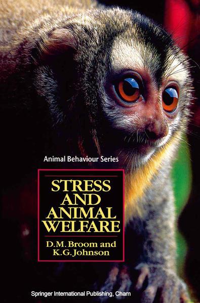 Stress and Animal Welfare - Coverbild