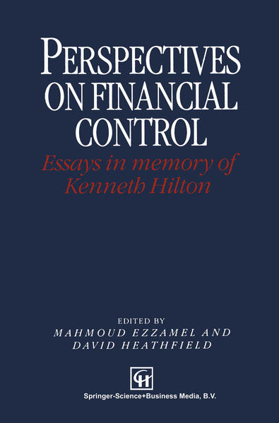 Perspectives on Financial Control - Coverbild