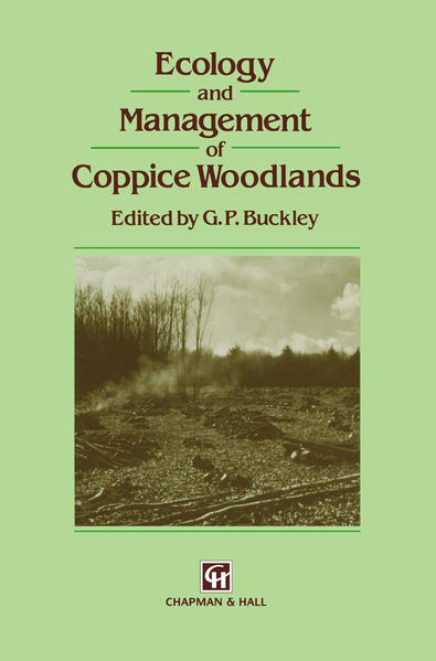 Ecology and Management of Coppice Woodlands - Coverbild