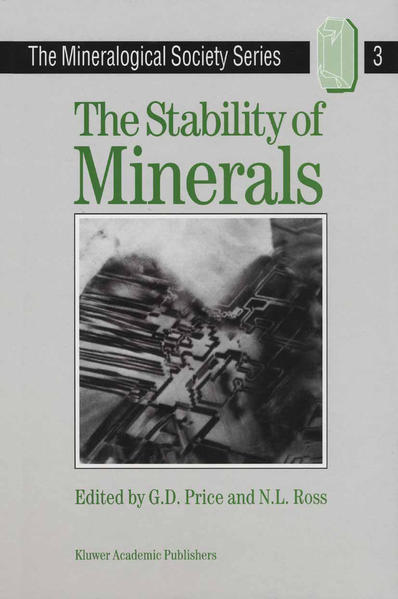 The Stability of Minerals - Coverbild