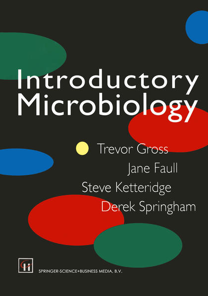 Introductory Microbiology - Coverbild
