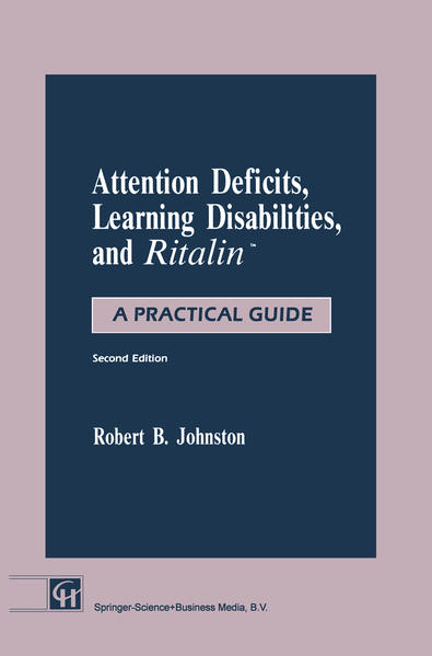 Attention Deficits, Learning Disabilities, and Ritalin™ - Coverbild