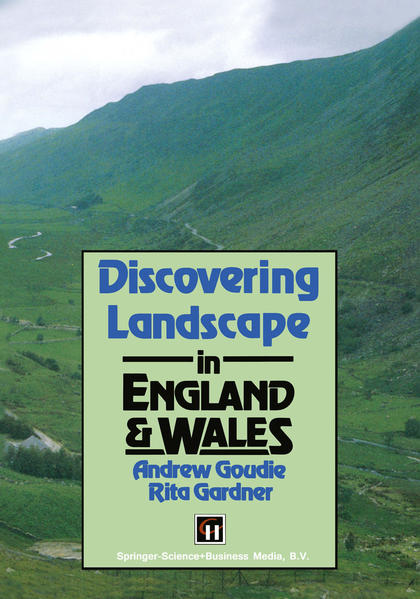 Discovering Landscape in England & Wales - Coverbild